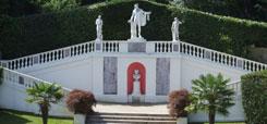 Mount Edgcumbe gardens