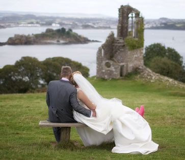 Get married in Cornwall Mount Edgcumbe