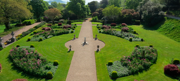 Earls Garden at Mount Edgcumbe