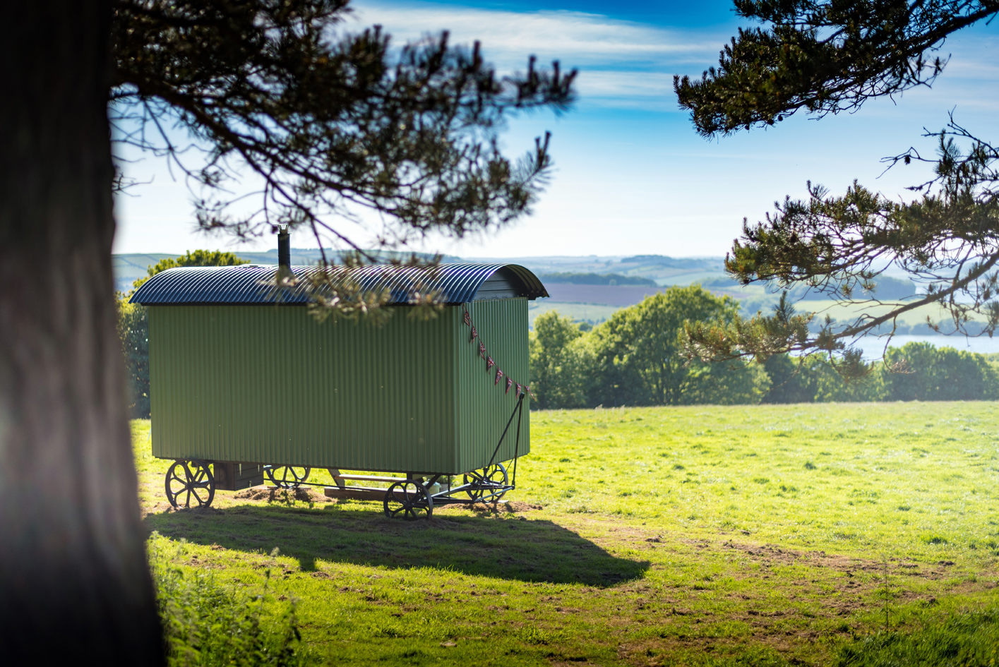 Luxury Glamping Cornwall